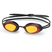 Lunettes HEAD Stealth Mirrored  Black - Red