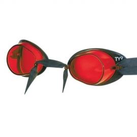Lunettes Suedoises Tyr Socket Rocket 2 rouge noir