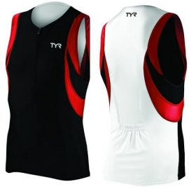 Singlet Triathlon Homme Tyr Competitor Collection