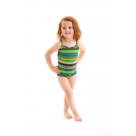 Funkita Cambridge Stripe 1 piece Toddler Fille