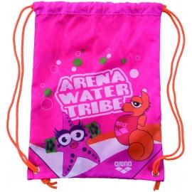 Mesh Bag ARENA JUNIOR AWT Swimbag PINK