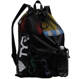 Big Mesh Bag Tyr Mummy noir
