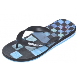 Tongues Quiksilver Carver DNA Black Blue Multi