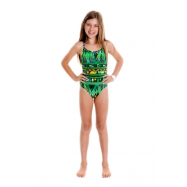 Funkita Into The Wild 1 piece Diamond Back Fille