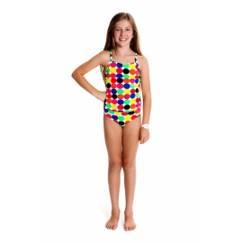 Funkita Em & Ems 1 piece Diamond Back Fille