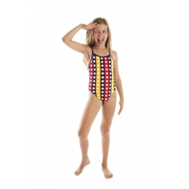 Funkita Launch Lights 1 piece Single Strap Fille