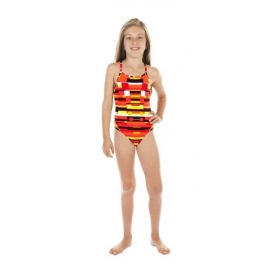 Funkita Afterburn 1 piece Diamond Back Fille