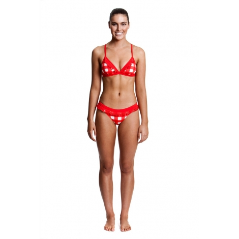 Funkita Peggy Sue Brazilian 2 pieces top brief Femme