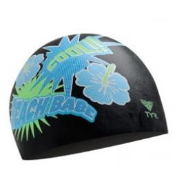 Bonnet Tyr Beach Babe bleu