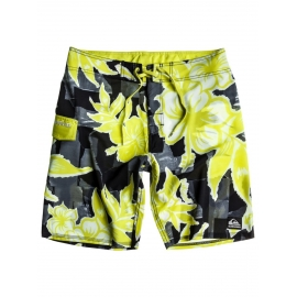 Boardshort Quiksilver WALL FLOWER 20 BS BLACK - 13