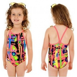Funkita 1 piece Pink Stig Toddler Fille
