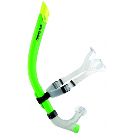 Tuba ARENA Swim Snorkel ACID_LIME