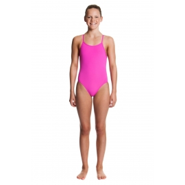Funkita Fille 1 piece Still Pink - Diamond Back
