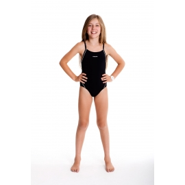 Funkita Fille 1 piece Still Black - Diamond Back