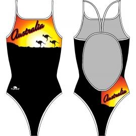 Maillot de bain Femme 1 piece Turbo Australia Sun 2012