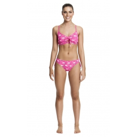 Funkita FLAMING GO GOS - 2 pieces Tie Detail