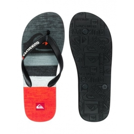 Tongues Quiksilver MOLOKAI SLATER Black/orange