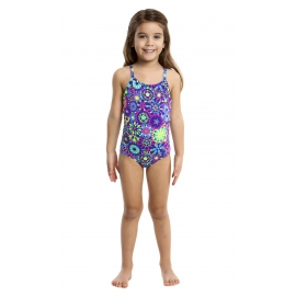 Funkita 1 piece CHESLEA FLOWER Toddler Fille