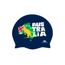 Bonnet Turbo Bonnet AUSTRALIA KANGOROO MAP