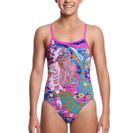 Funkita Fille 1 piece OCEAN PRINCESS - single strap