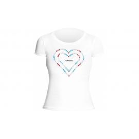 Tee shirt Fille FUNKITA HEART LANE ROPE