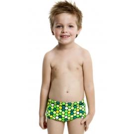 Funky Trunks GOLDEN HONEYCOMB Toddler Boy
