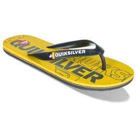 Tongues Quiksilver Little Molokai Nitro Yellow