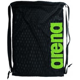 Sac natation Fast Mesh Bag ARENA - Yellow Fluo