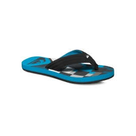 Tongues Quiksilver Basis Blue/Black/White