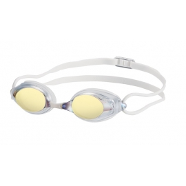 Lunettes natation Swans SRX-M Mirror - Clear Yellow