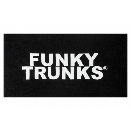 Serviette Funky Trunks Still Black