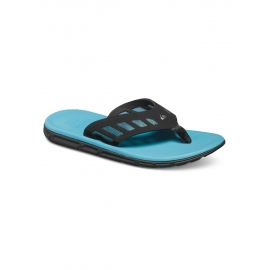 Tongues Quiksilver AG47 Flux Black - Blue - Black