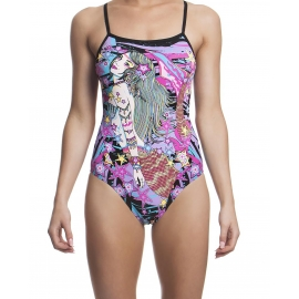 Funkita Femme 1 piece Deep sea Queen - single strap