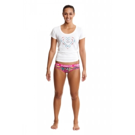 Sous Vetement Femme FUNKITA Aztec Princess Underwear Brief