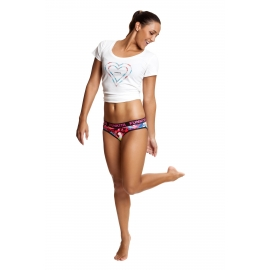 Sous Vetement Femme FUNKITA Splatterfied Underwear Brief
