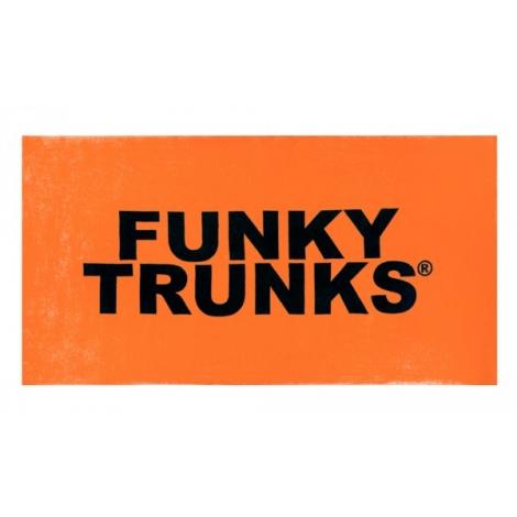 Serviette funky trunks citrus punch pour la natation ou for Serviette piscine arena