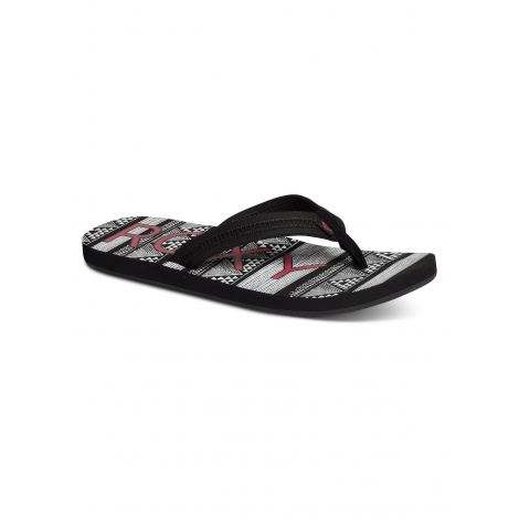 Tongues ROXY VISTA Black/White BKW