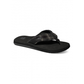 Tongues Quiksilver Monkey Abyss Black Grey Black XKSK