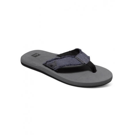 Tongues Quiksilver Monkey Abyss Grey XSSS