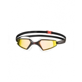 Lunettes SPEEDO Aquapulse Max Mirror - Black Orange Gold