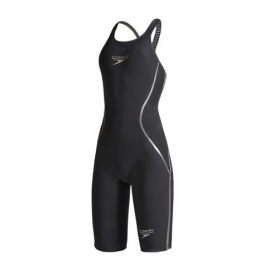 Speedo LZR Racer X Closedback Kneeskin - Black Gold