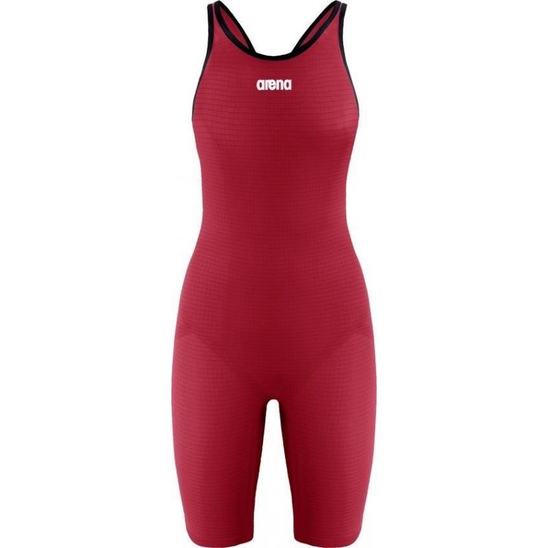 collection entière qualité fiable toujours populaire ARENA Carbon Pro Mark 2 OPEN Bright Red - Combinaison Natation Femme dos  ouvert