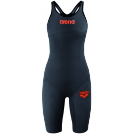 Combinaison Femme ARENA Carbon Pro Mark 2 OPEN Dark Grey
