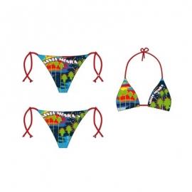 Maillot de bain Femme 2 pieces Turbo Bikini santa monica