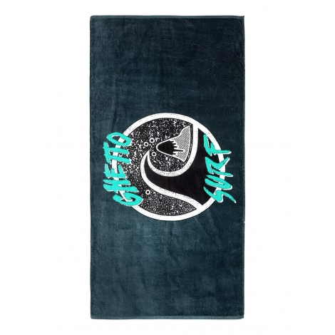 Serviette Quiksilver Surf Trippin Pool Green