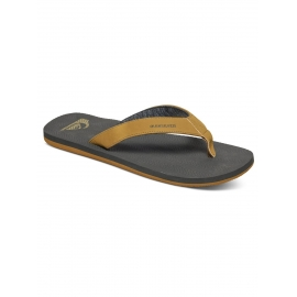 Tongs Quiksilver Molokai Sipe TKD - Tan Solid