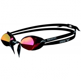 Lunettes ARENA Swedix Mirror Red / Yellow / Black