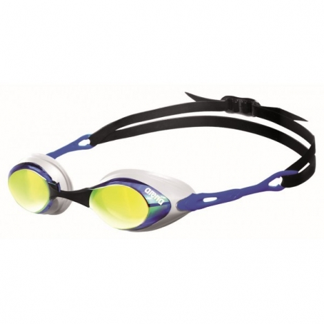 Lunettes ARENA Cobra Mirror Blue / Orange / Blue