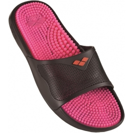 Claquettes Arena MARCO X GRIP BOX HOOK - Solid Pink Black