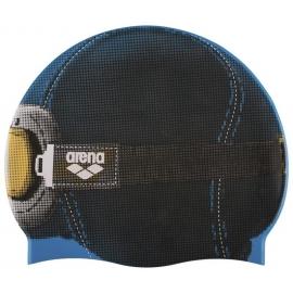 Bonnet ARENA Poolish 2 - Helmet Goggle Turquoise